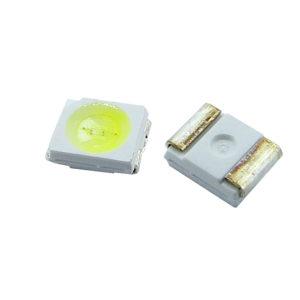 LED SMD 3528 PLCC Amarela