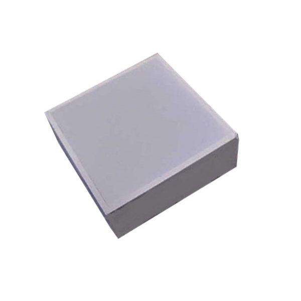 Display Bloco Led branca ultra brilho 27x27 701030