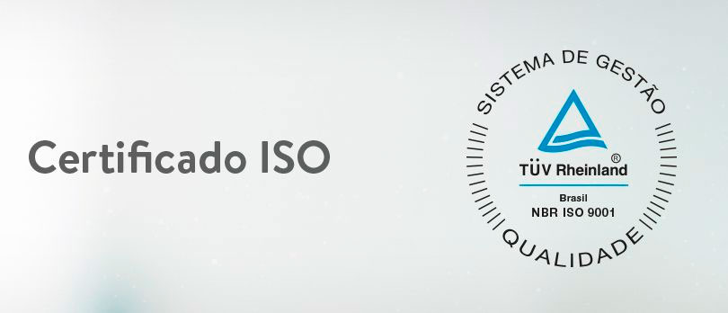 certificado iso 9001 cromatek
