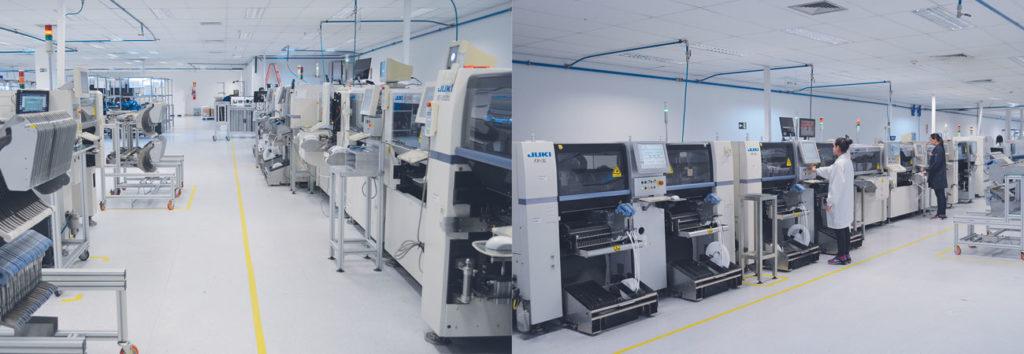 fabrica componentes eletronicos cromatek