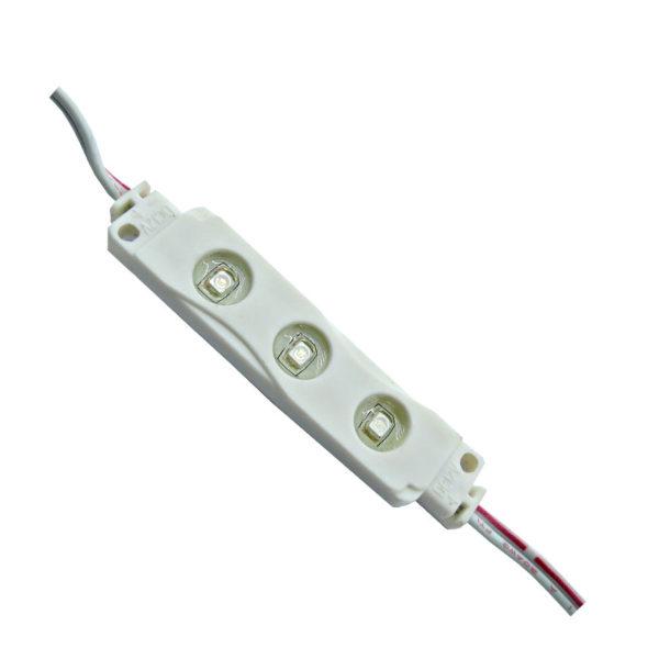Módulo 3 LED's para Backlight azul 743006