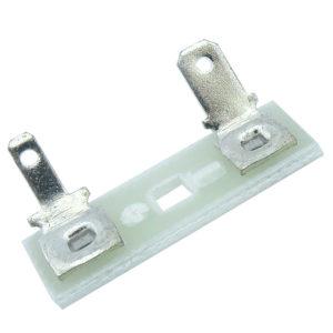 ponte para falante fibra de vidro terminais faston 45 2 e 4mm 560.062