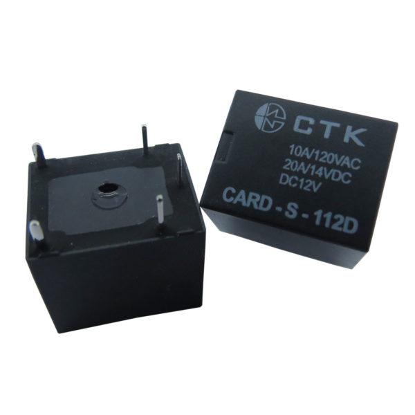 Relê Card-S-112D simples contato