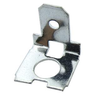 terminal faston latão 90 4mm macho 100.063