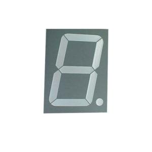 """Display LED 7 Segmentos Vermelho 4.0"""" Anodo Comum D4566A"""