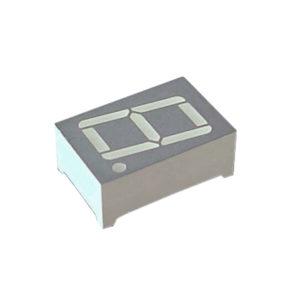 "Display LED 7 Segmentos Azul 0.56"" Anodo Comum D1X6AB-TL6"