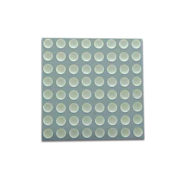display matriz de pontos 0.8 vermelha 8x8 catodo D20881KSR
