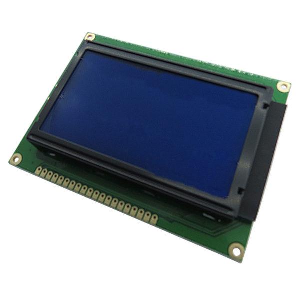 display lcd 128x64 pontos backlight branco 93x70x13,6mm WG12864A-TMI-V#N
