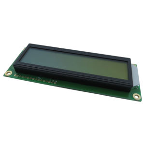 display lcd 16 caracteres 2 linhas backlight branco 122x44x13,6mm WH1602L1-TFH-JT#081