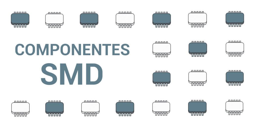 componentes eletronicos smd
